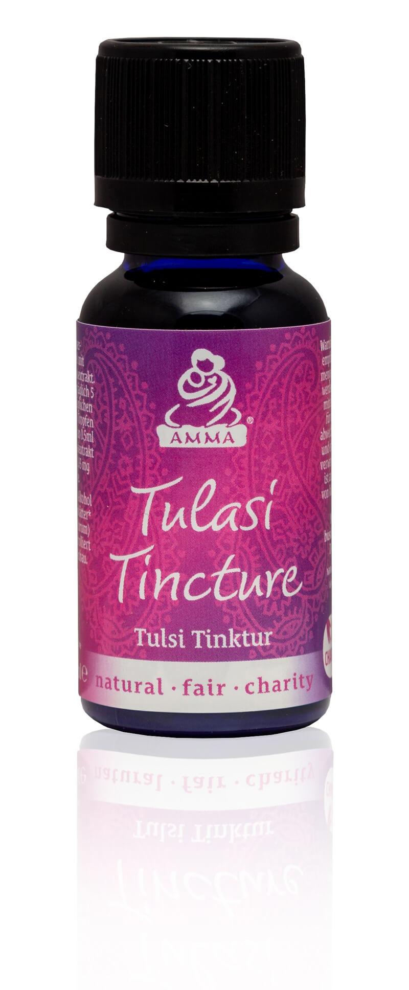 Tulasi Tincture, organic