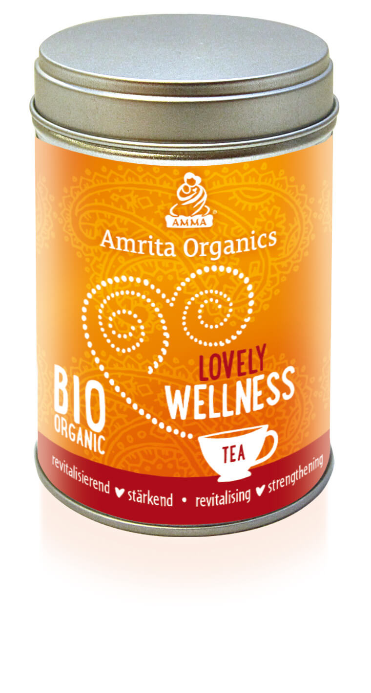 Lovely Wellness Tea, organic