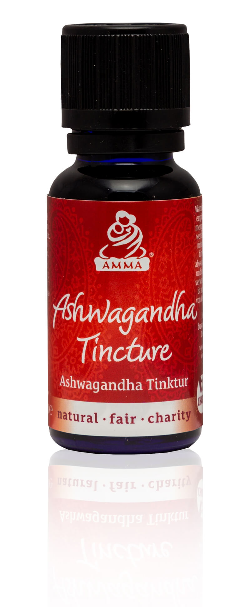 Ashwagandha Tincture, organic