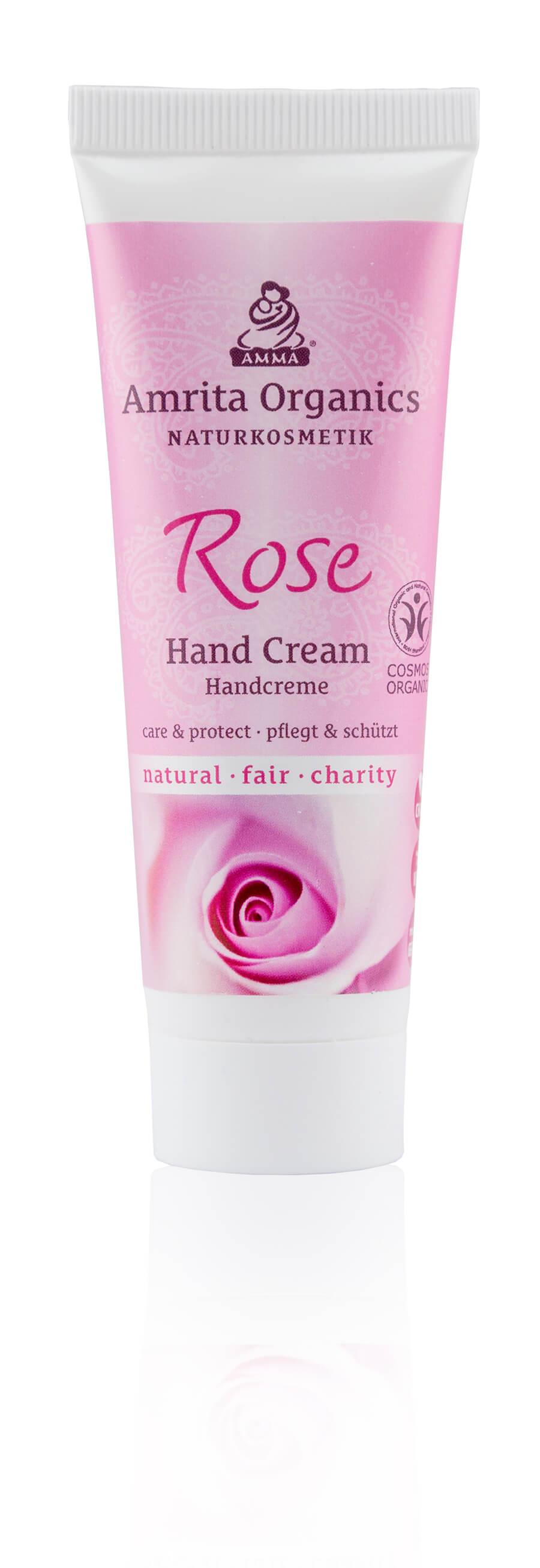 Hand Cream Rose