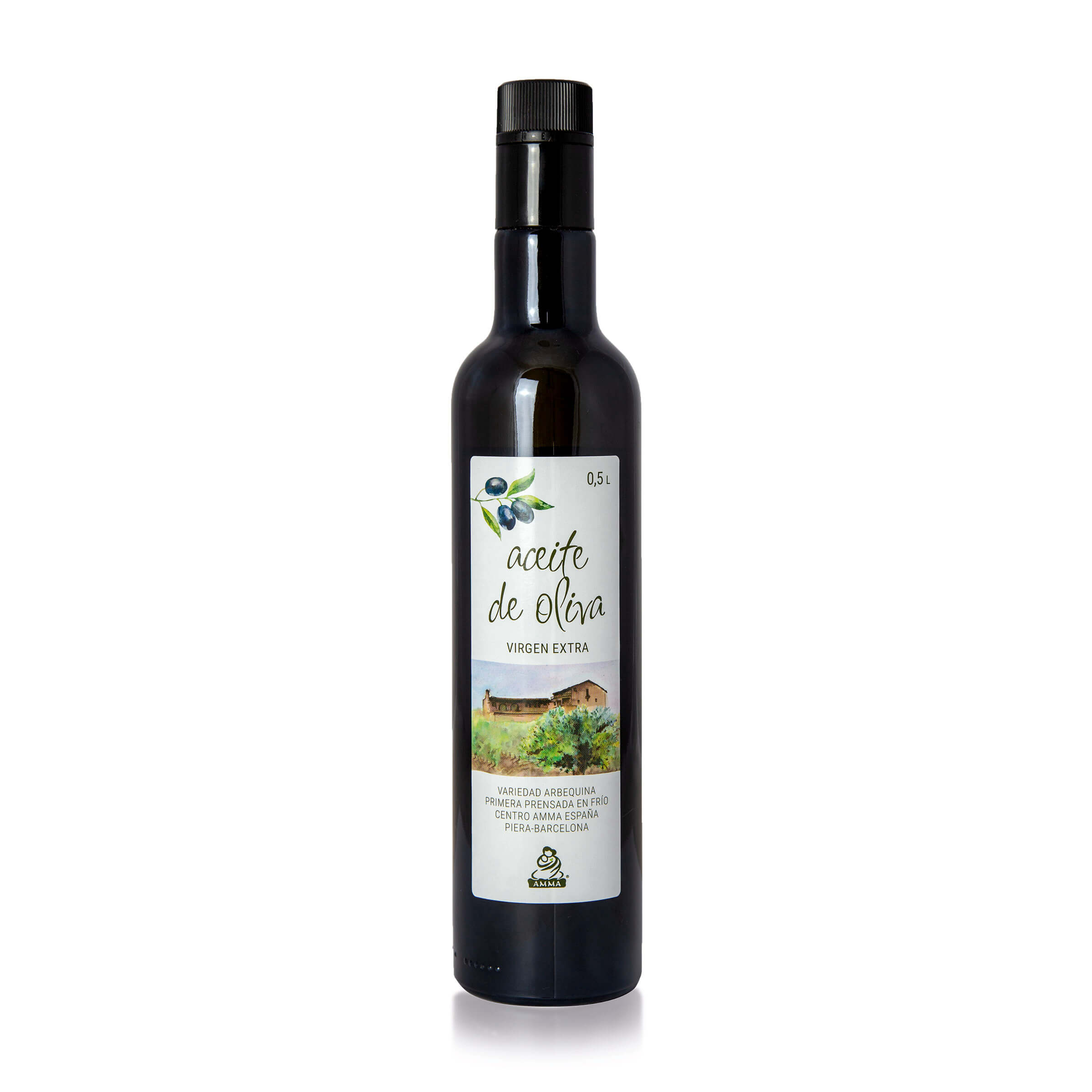 Spanish Virgin Olive Oil Extra 0,5 Liter