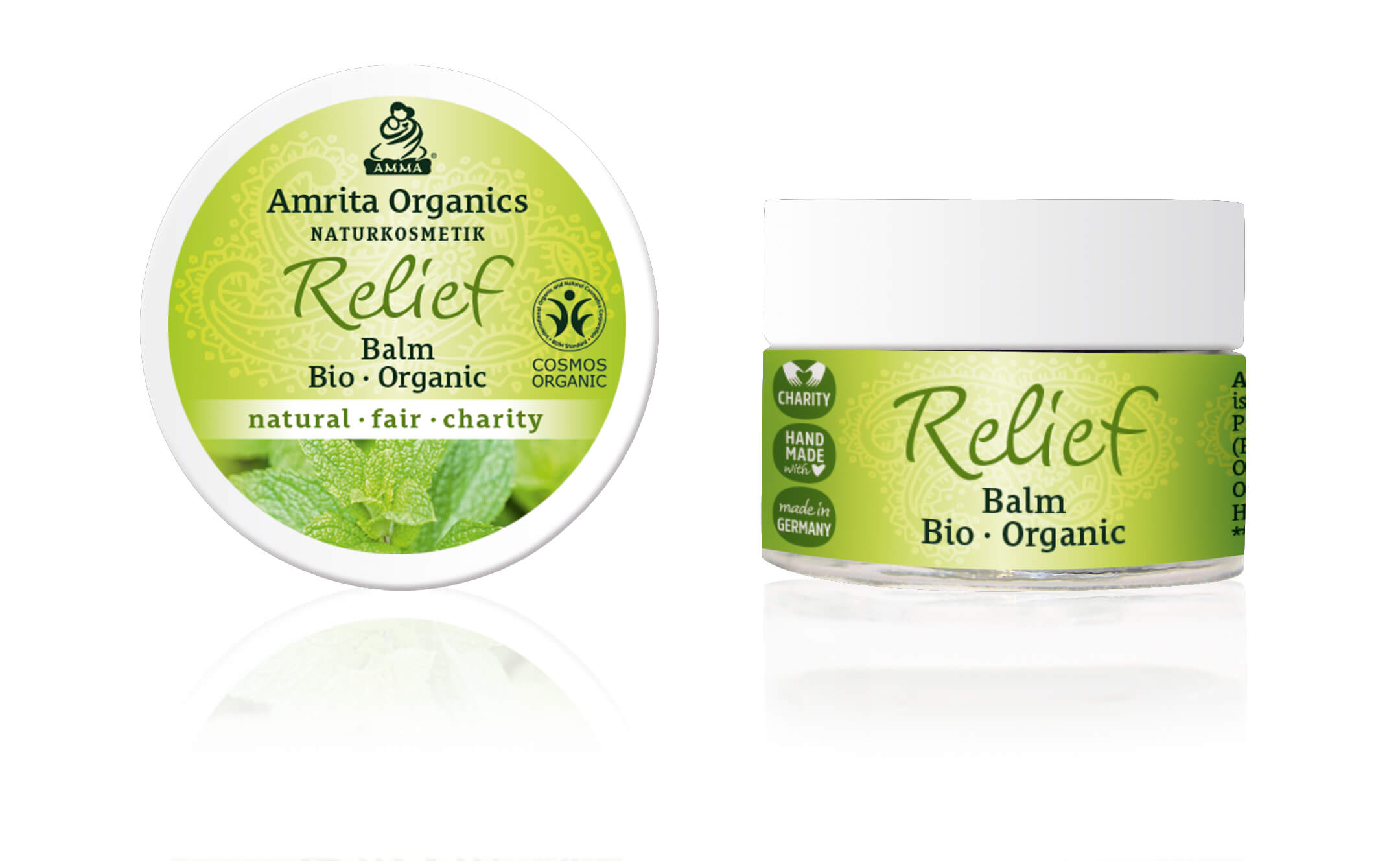 Relief Balm, organic