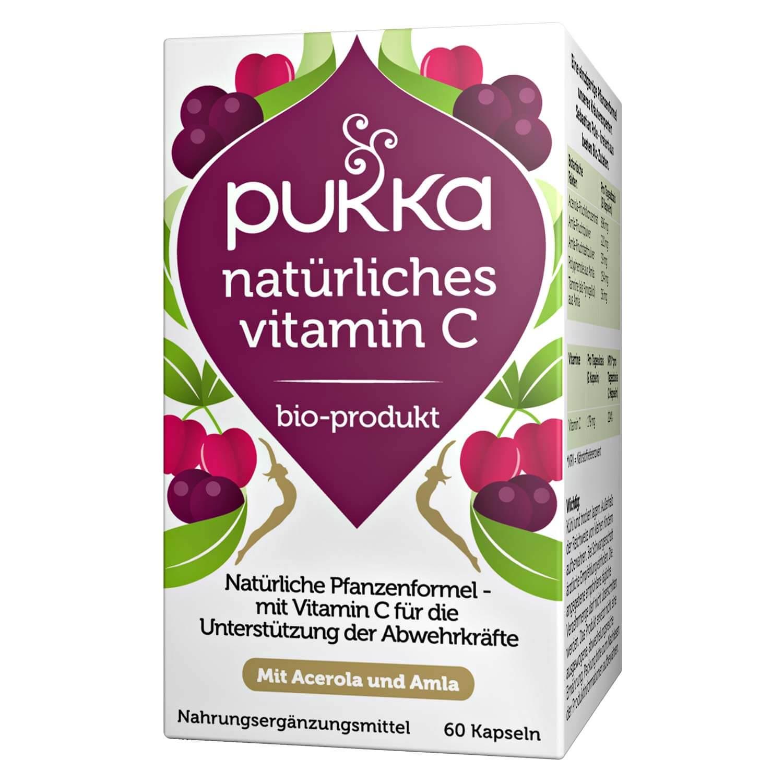 Natural Vitamin C, organic