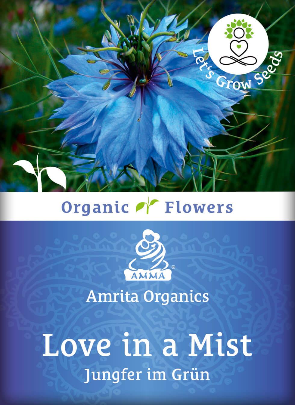 Love in a Mist, organic
