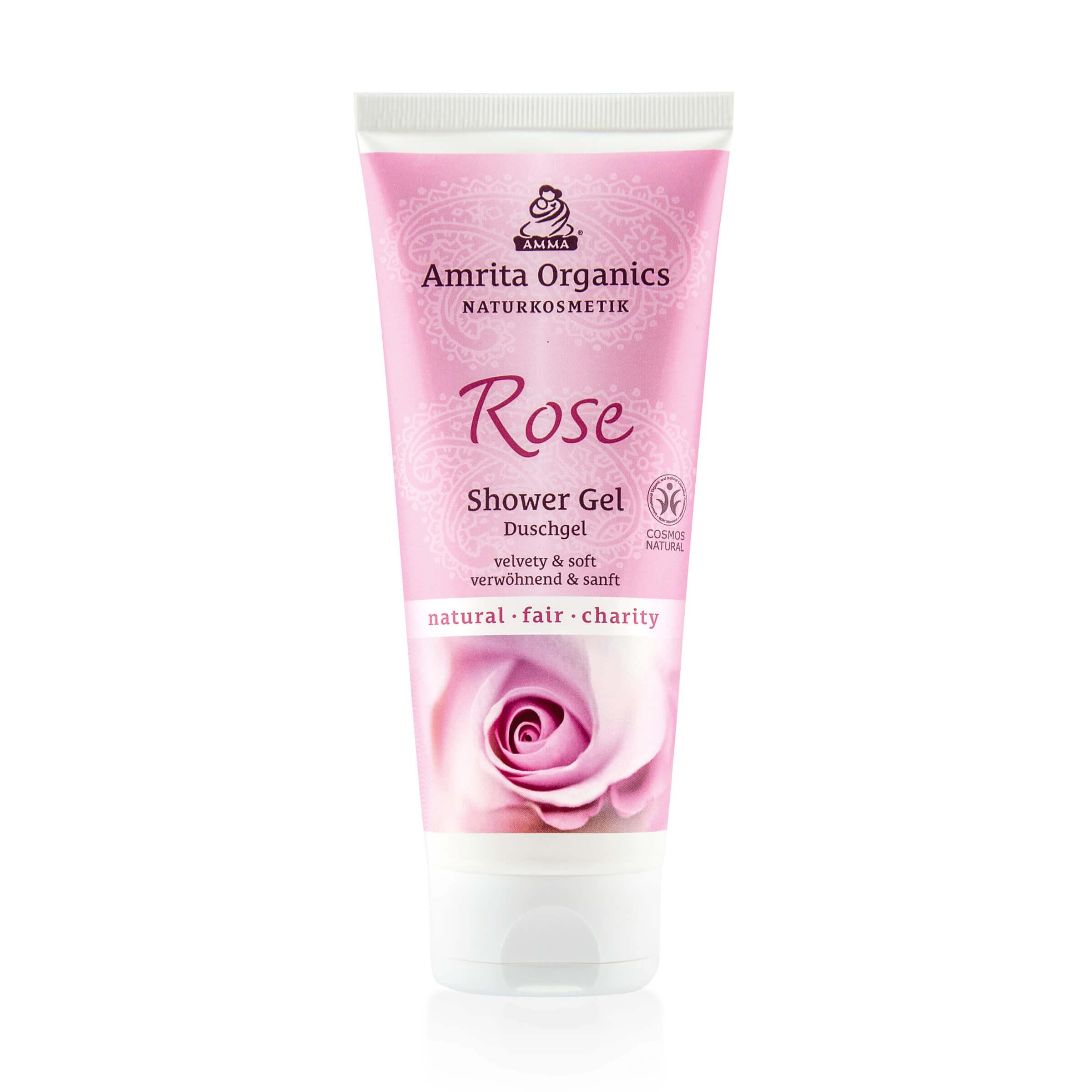 Shower Gel Rose