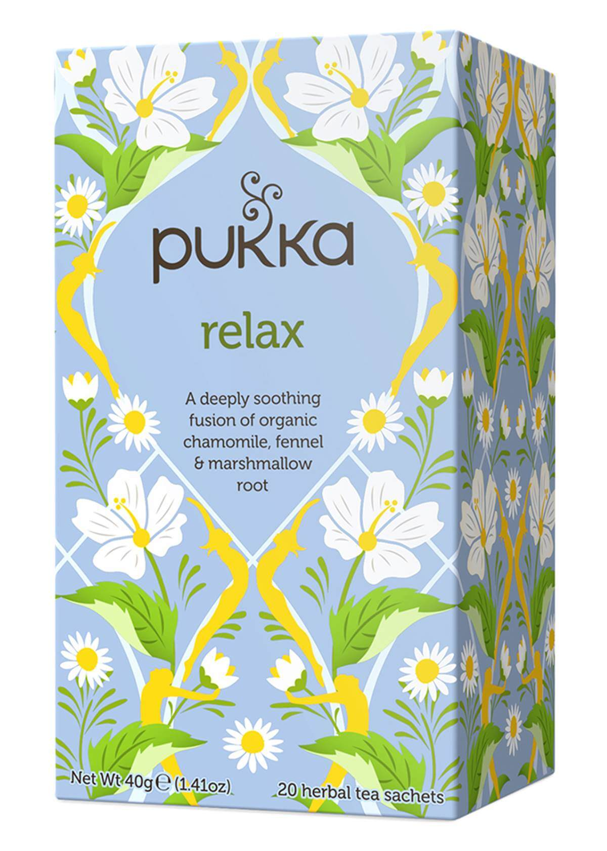 Relax, organic tea