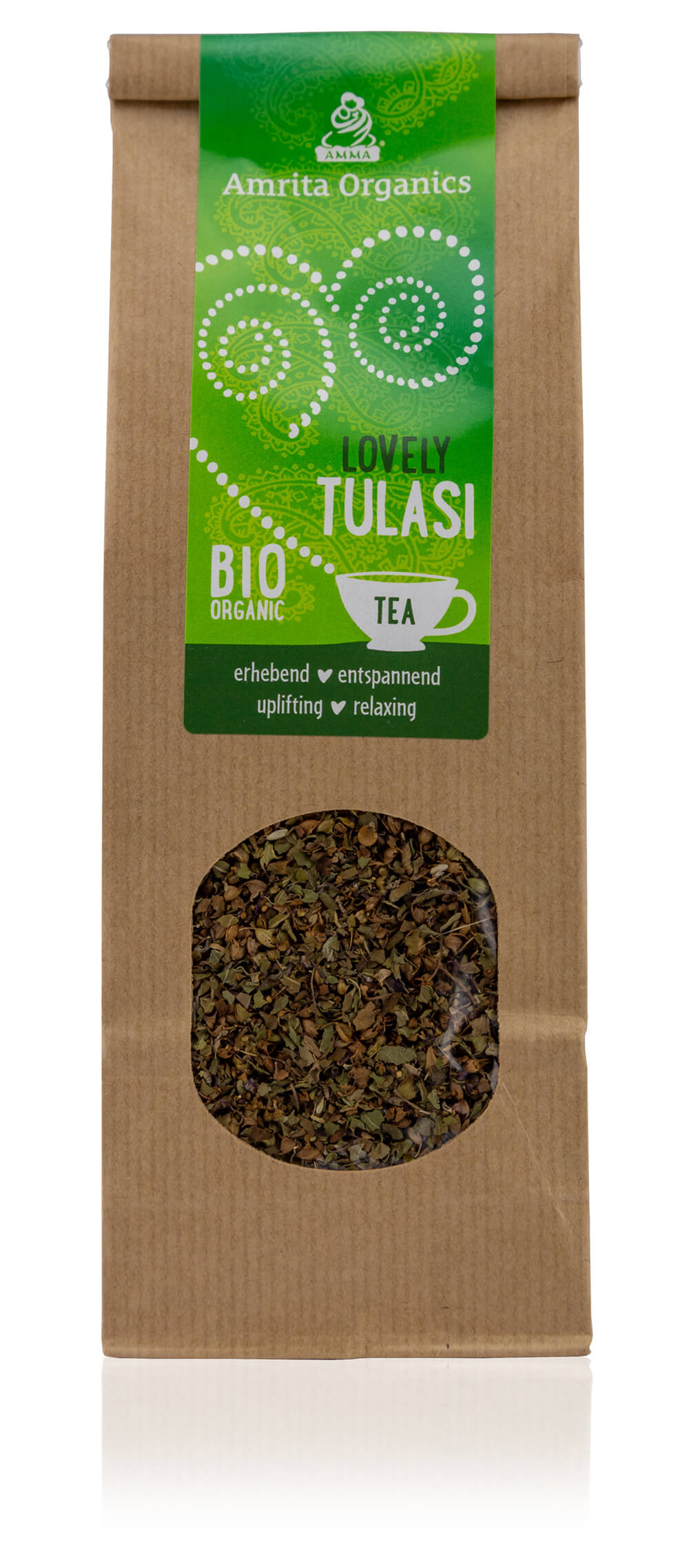Lovely Tulsi Tea, organic