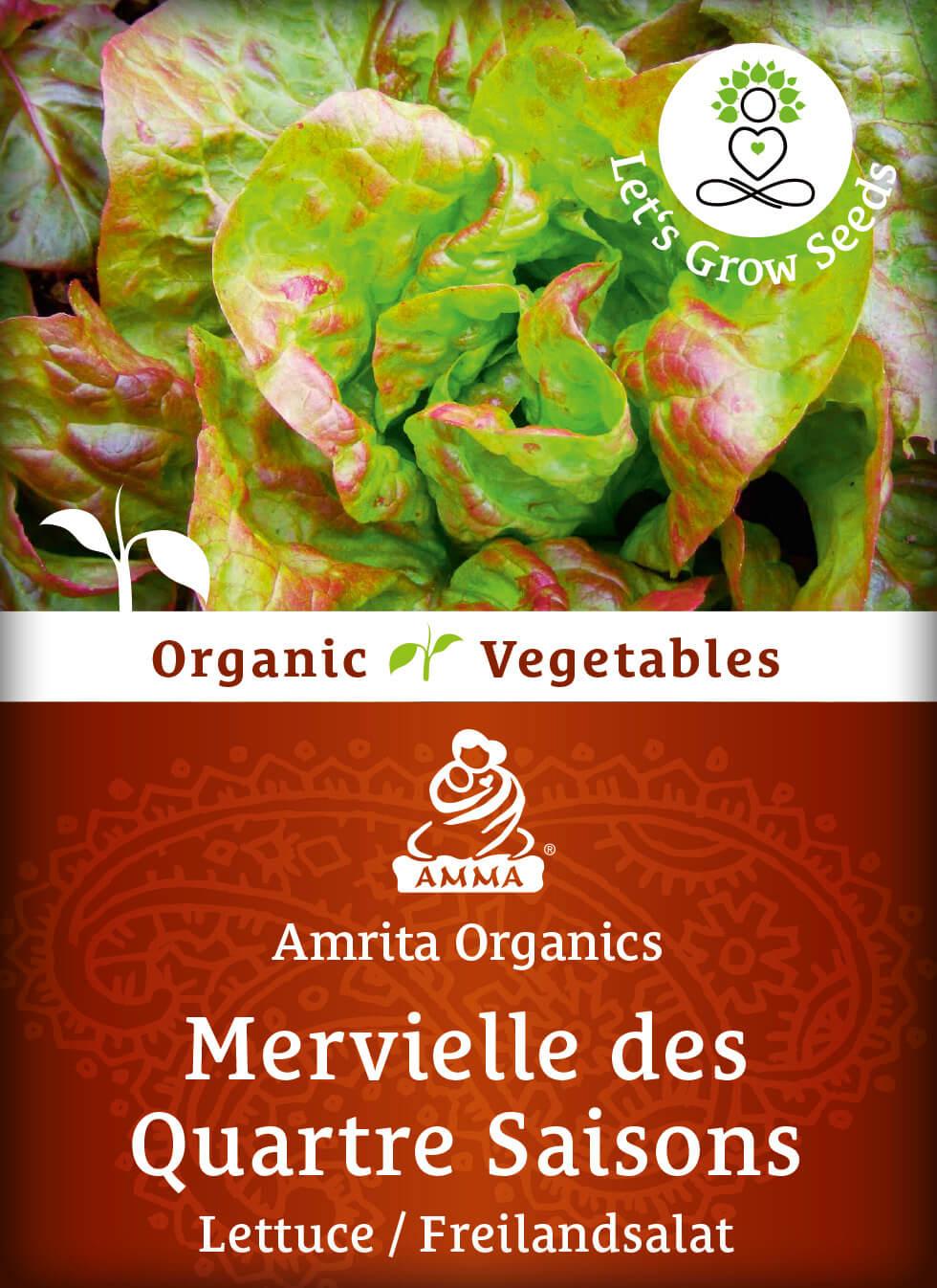 Lettuce, organic