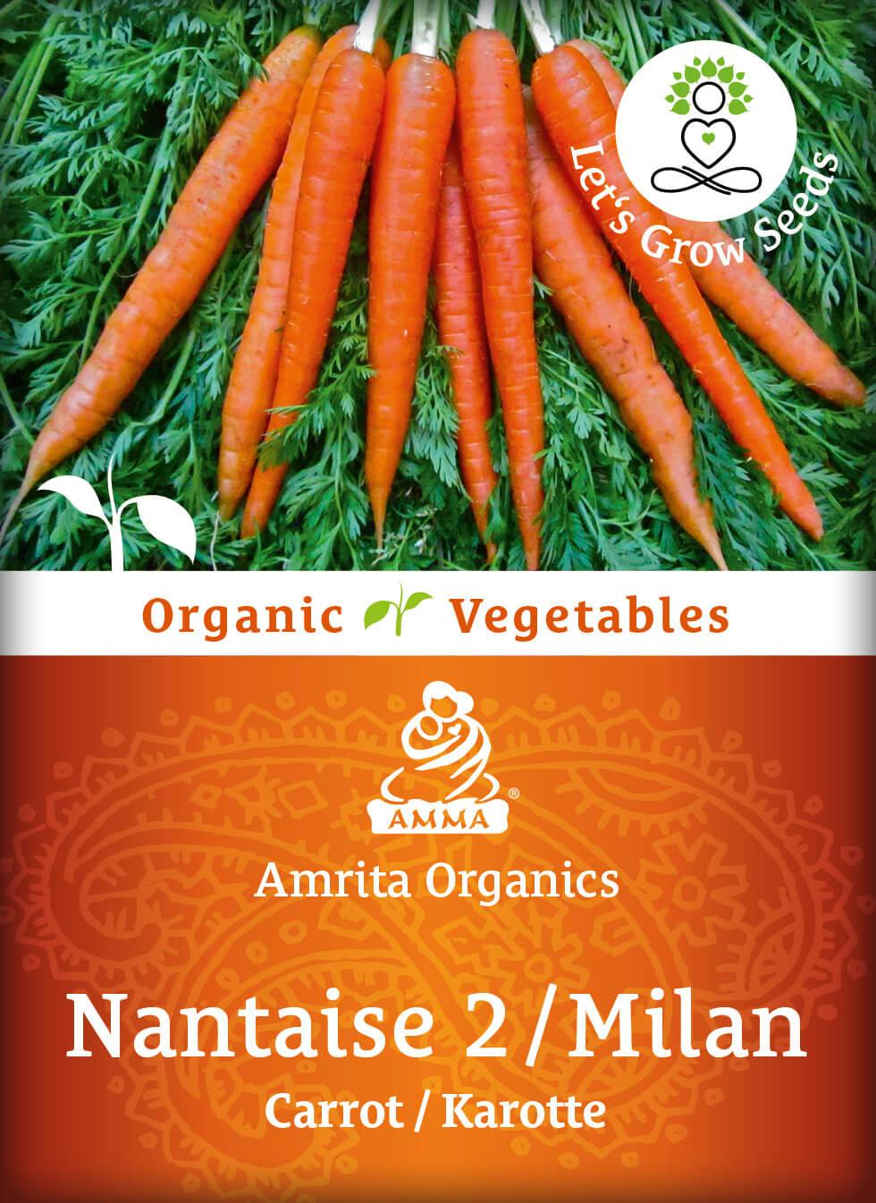 Carrot, organic