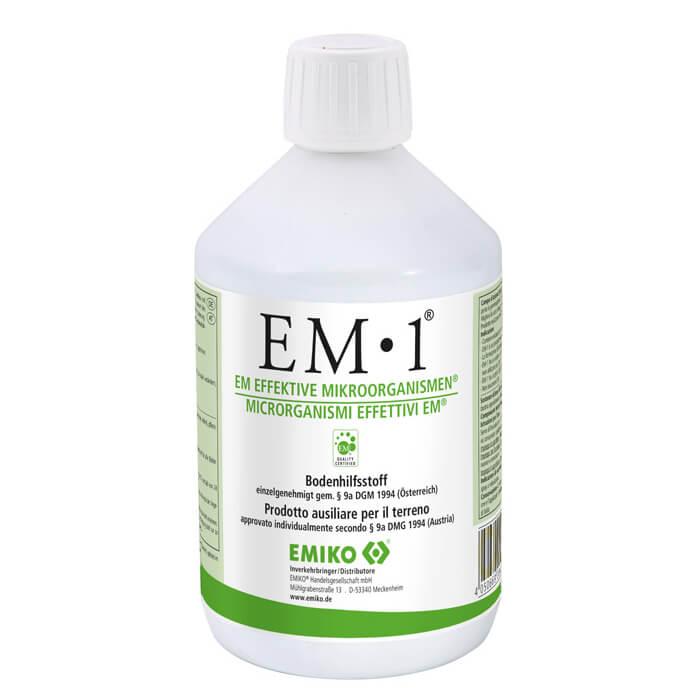 EM 1 Soil aid