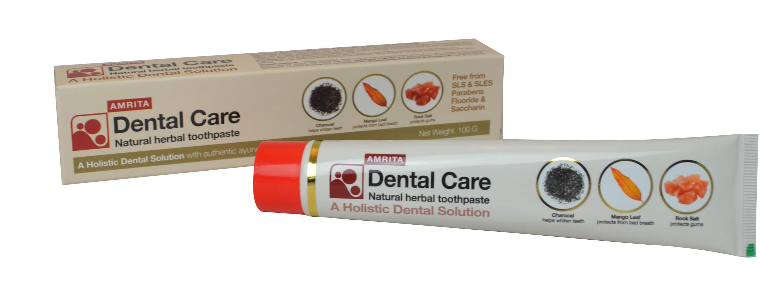 Ayurvedic herbal toothpaste - Amrita
