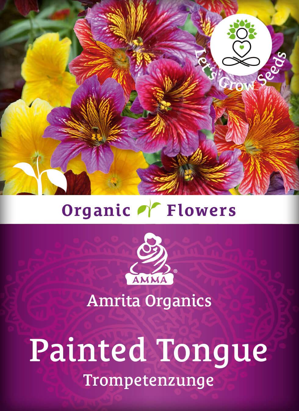 Painted Tongue, organic