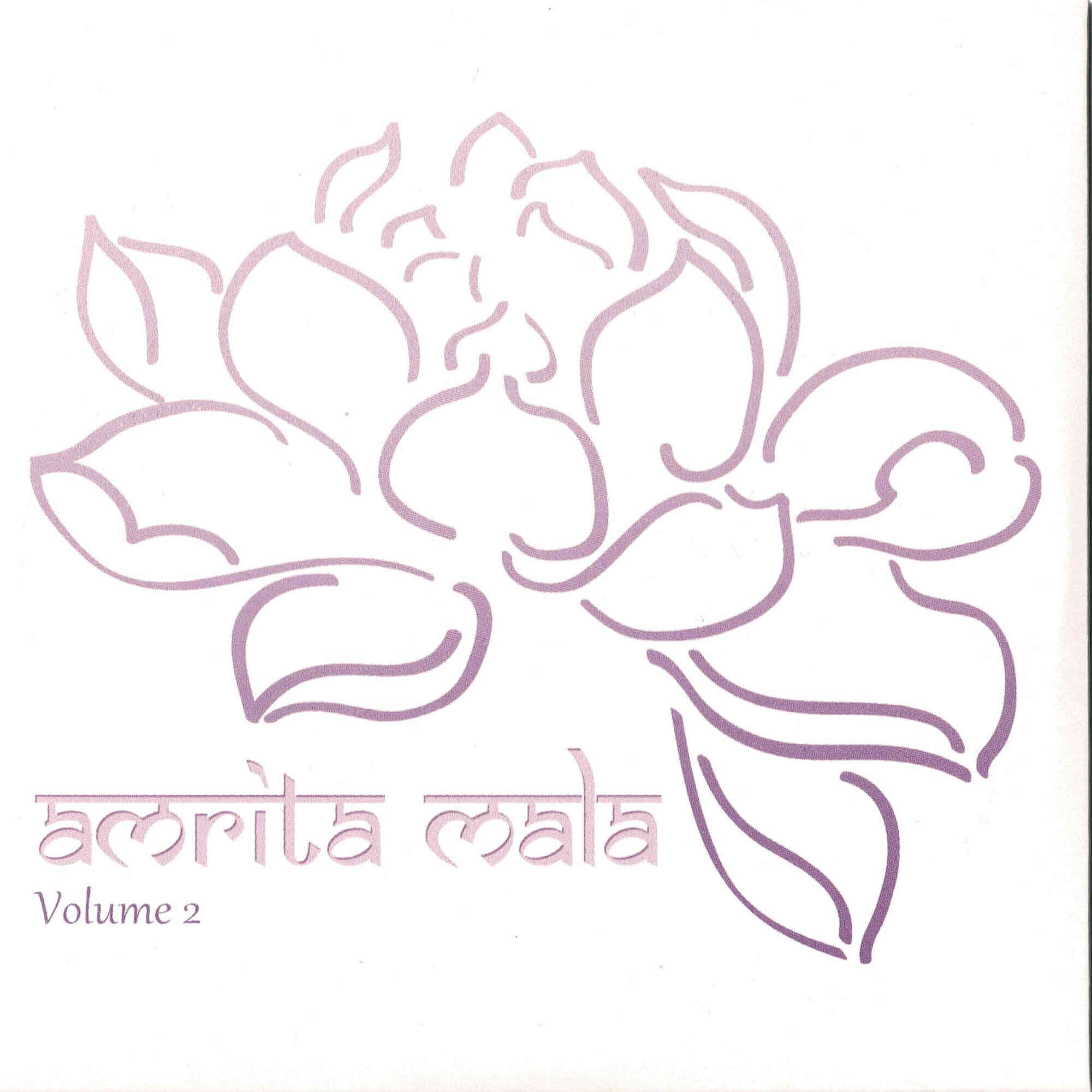 AMRITA MALA VOL. 2 (CD)