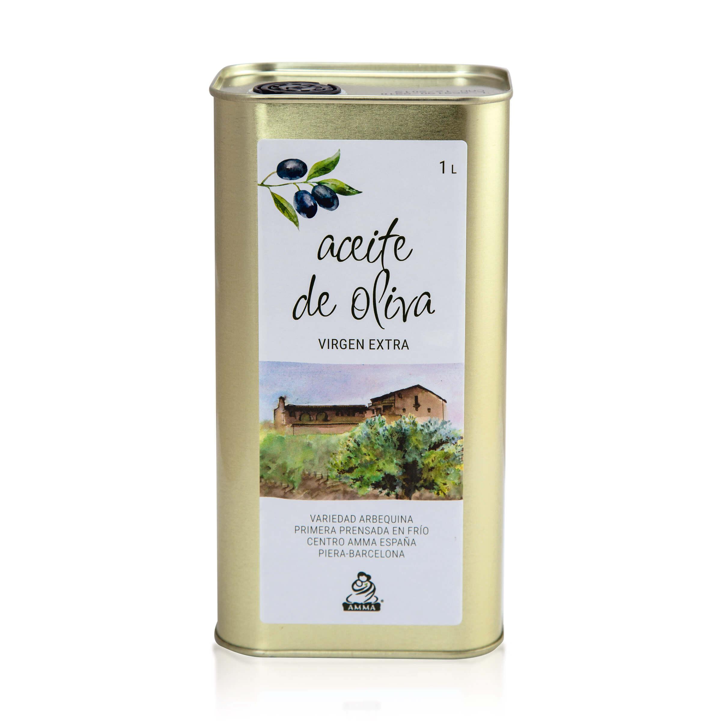 Spanish Virgin Olive Oil Extra 1 Liter