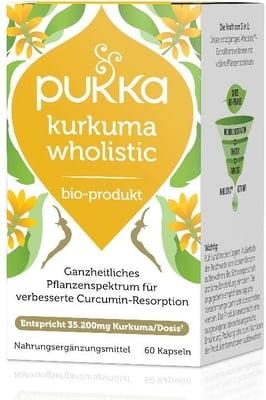 Turmeric wholistic, organic