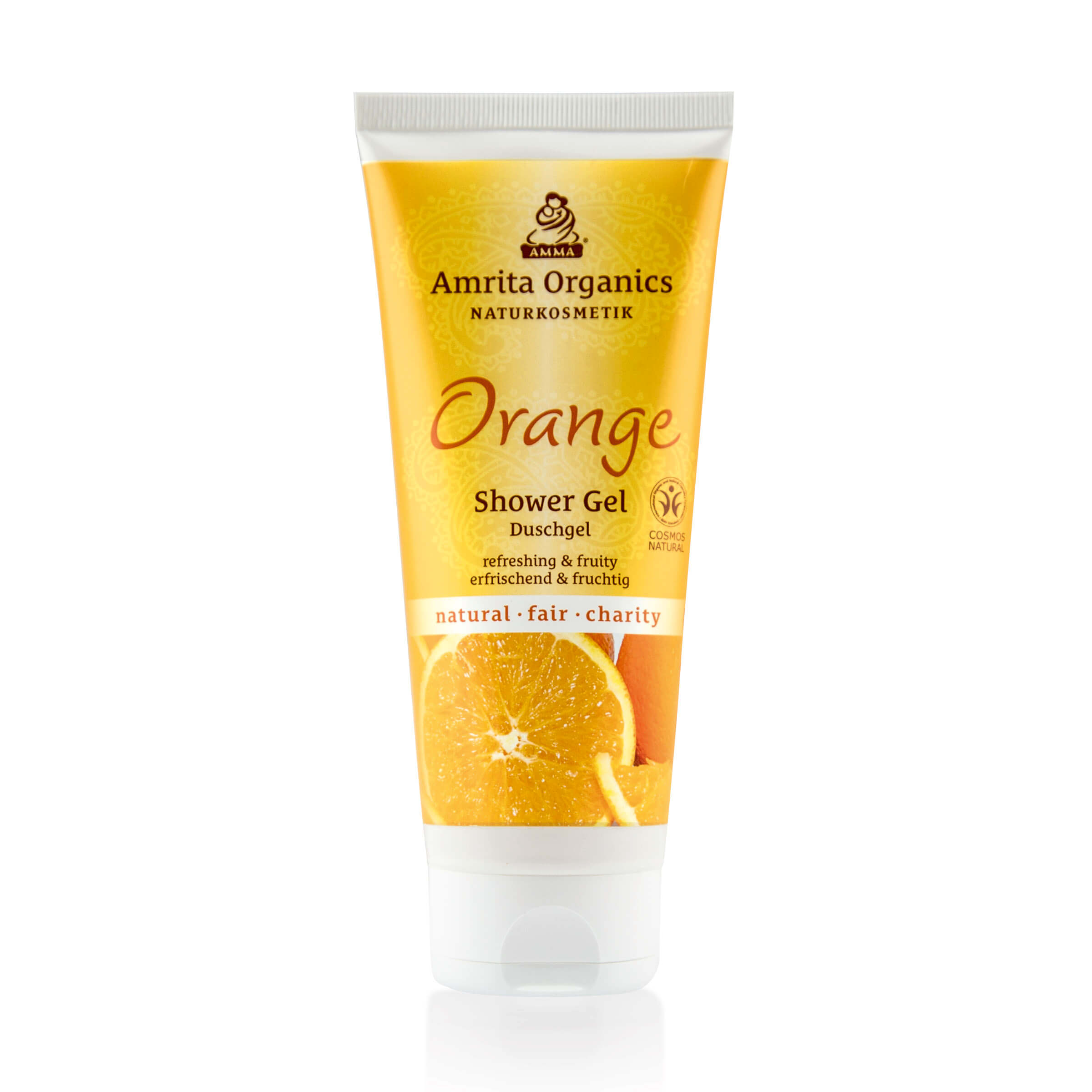 Shower Gel Orange