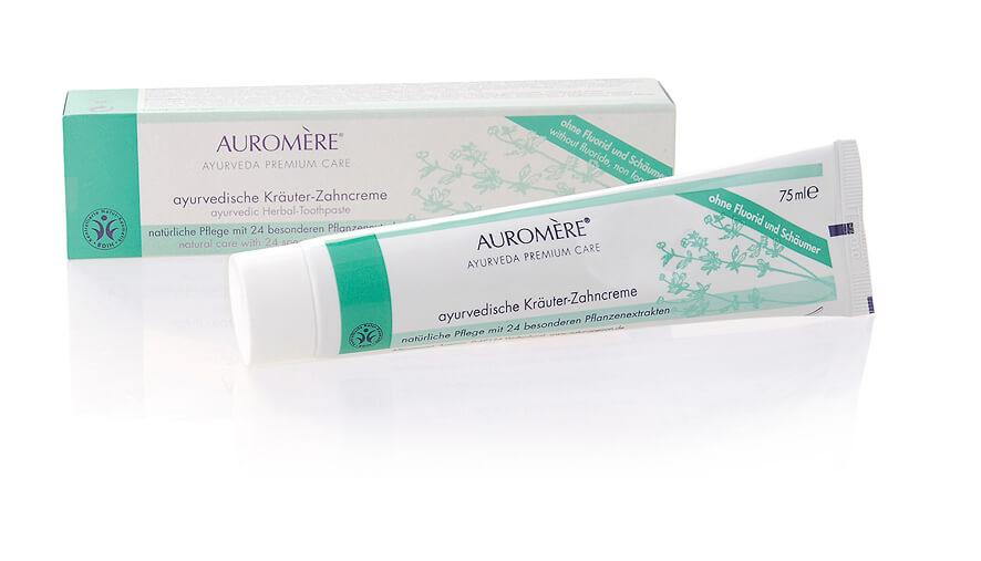 Ayurvedic Herbal-Toothpaste - Auromere